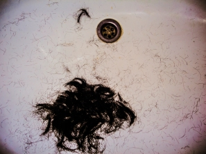 Your Hair In The Sink