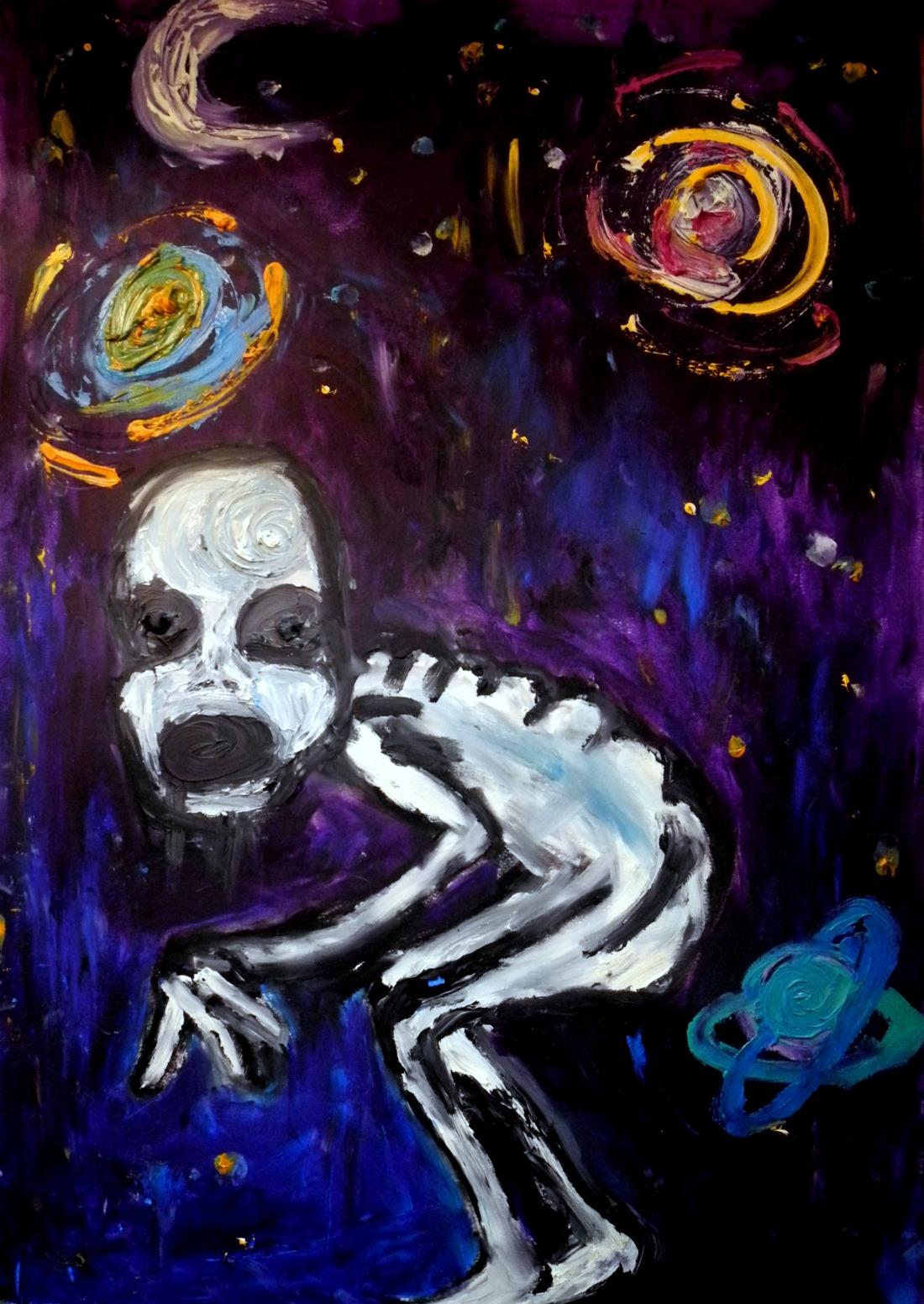 Born An Alien 2011