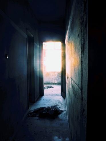 Inside A Destroyed House I Saw ThE Ending Light 2010