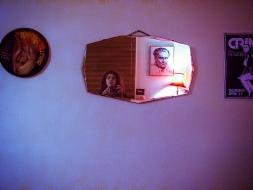 Self -Portrait at M.R Stranger's House