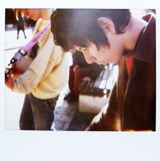 The Boys Playing Music On The Street | 2011